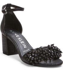anne klein candie embellished dress sandals
