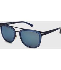 gafas azules-negra armani exchange