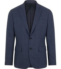 hopper s checked blazer