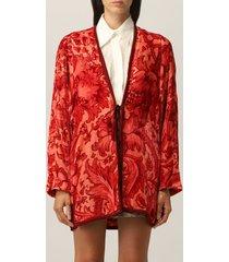 etro cardigan etro cardigan with floral pattern