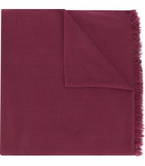 private 0204 cashmere scarf - purple