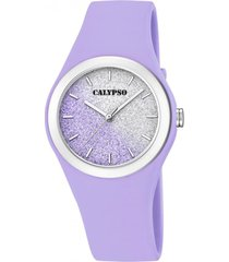 reloj k5754/2 multicolor calypso mujer trendy
