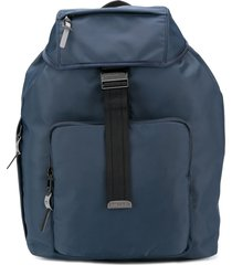 diesel premium backpack - blue