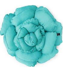 poduszka kwiat roxanne miętowa