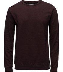 enno o-n ls 7057 sweat-shirt tröja röd samsøe samsøe