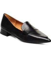 shoes 4513 loafers låga skor svart billi bi
