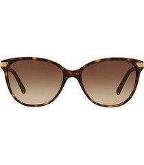 óculos de sol burberry gatinho be4216 feminino
