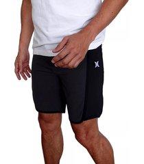 pantaloneta hurley phantom motion stripe para hombre