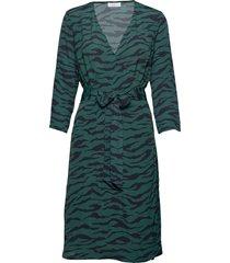 2nd junelle zebra jurk knielengte 2ndday