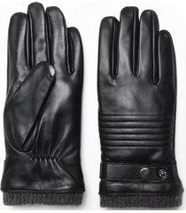 guantes classic negro new man