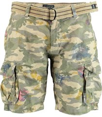 dstrezzed combat shorts with belt ripst 515109/511