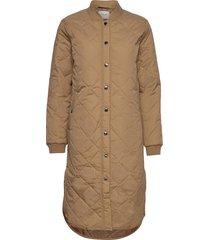 pzelina jacket kviltad jacka beige pulz jeans