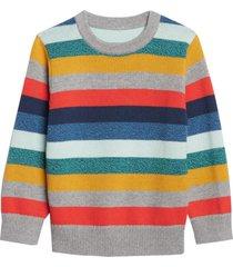 chaleco boy multicolor gap