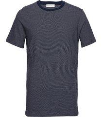 adam t-shirts short-sleeved blå by garment makers