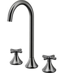 misturador para banheiro mesa liss 340 grafite polido - 00920748 - docol - docol