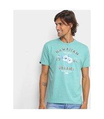 camiseta hd varsity masculina