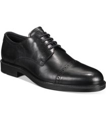 ecco men's vitrus iii cap toe tie oxford men's shoes