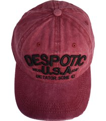 gorra bordó vinson despotic