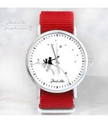 mały książę - friends zegarek z grafiką