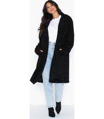 nly trend faux fur coat faux fur