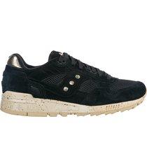 scarpe sneakers uomo camoscio shadow 5000