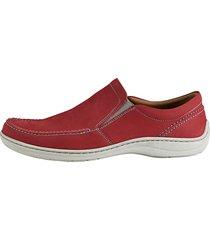 skor roger kent röd