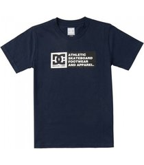 t-shirt korte mouw dc shoes camiseta density adyzt04892
