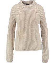 broadway lichtgrijze trui