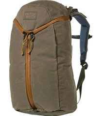 mystery ranch urban assault backpack wood waxed mr-185001