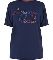 sleepy head tee