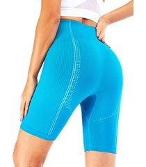 leggings deportivos de cintura alta y súper elásticos