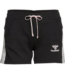 hmlnirvana shorts shorts flowy shorts/casual shorts svart hummel