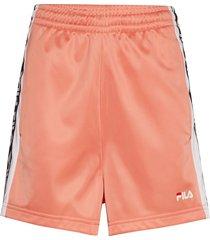 women tarin shorts - high waist shorts flowy shorts/casual shorts rosa fila