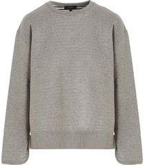 theory reversible sweatshirt