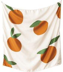 soleil scarf - clementine