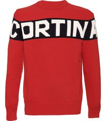 cortina blended cashmere mans sweater