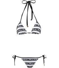 balmain bikinis