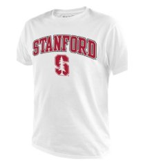 top of the world men's stanford cardinal midsize t-shirt