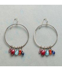 color dance earrings