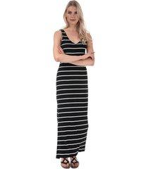 womens may life stripe maxi dress