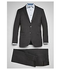 1905 collection slim fit nativa® wool stripe men's suit by jos. a. bank