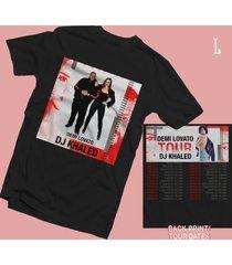 demi lovato tour dates 2018 t shirt avilable men/women zee s-3xl