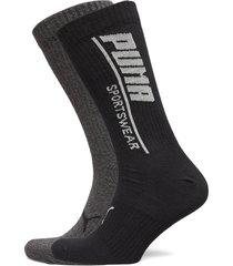 puma men seasonal sportswear sock underwear socks regular socks multi/mönstrad puma