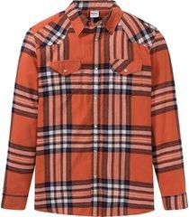 camicia in flanella (rosso) - john baner jeanswear