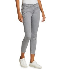 7 for all mankind women's cromwell ankle skinny jeans - cromwell - size 29 (6-8)