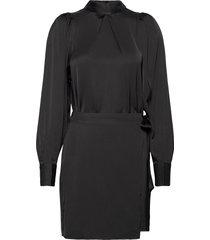 emmy short dress dresses cocktail dresses svart designers, remix