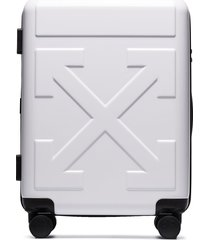 off-white arrow carry-on bag