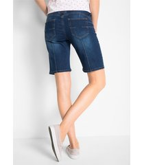 push-up jeans bermuda, straight
