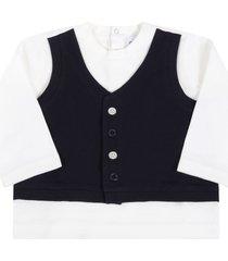 armani collezioni white t-shirt for babyboy
