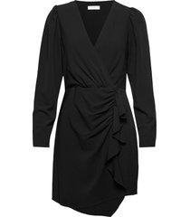 2nd believe korte jurk zwart 2ndday